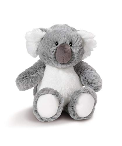 NICI 43624 Kuscheltier Koala, 20 cm, grau/weiß