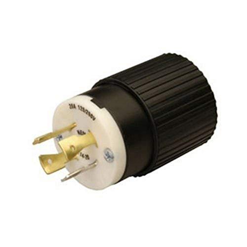 Reliance Controls L1420P Male Cord Plug for Generator Cords
