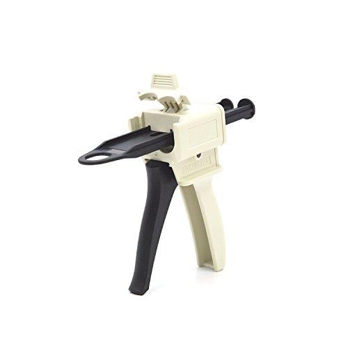 50ml Dental Impression Mixing Dispensing Gun 1:1/1:2