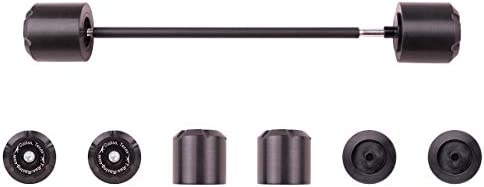 T Rex Racing Front Axle Sliders for Yamaha 2013 2021 FZ 07 MT 07 XSR700 product image