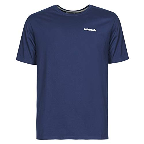 Patagonia M's P-6 Logo Organic T-Shirt - Camiseta Hombre