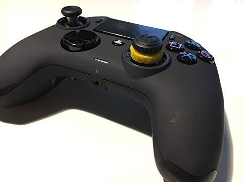 GAIMX CURBX Probierset in 6 Stärken – Premium Stoßdämpfer für Thumbstick – Zielhilfe für PS4, PS5, Xbox und Google Stadia – Analogstick für FPS & 3rd Person Shooter - 3
