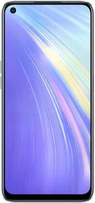 Realme 6 (Comet White, 64 GB) (6 GB RAM)