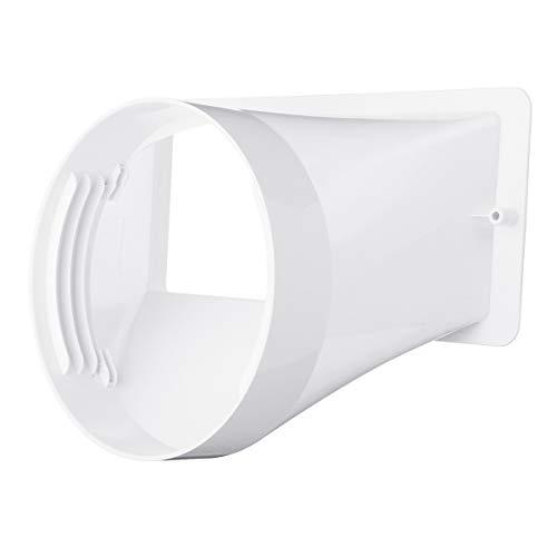 NO LOGO LIU-Shun-BAO Auspuffschlauch-Schlauchverbinder for Klimaanlage 130mm / 150mm / Rechteckige Schnittstelle for den tragbaren Fensteradapter for Klimaanlagen (Farbe : for 130mm)