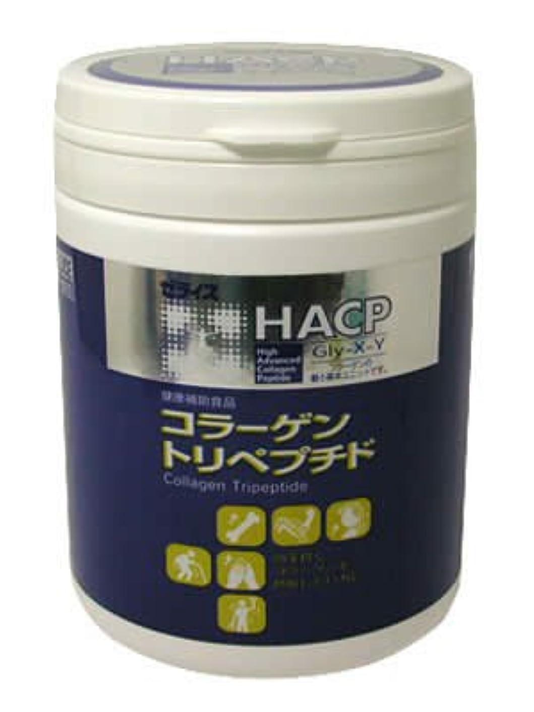 トンネルチップ前投薬HACP コラーゲントリペプチド 200g