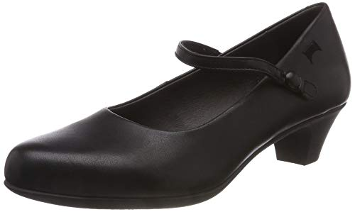 Camper Helena Bajo, Mary Jane Donna, Nero (Black 1), 40 EU