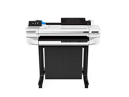 HP Designjet T525 - Impresora de Gran Formato (2400 x 1200 dpi, Inyección de Tinta térmica, HP-GL/2,HP-RTL, Negro, Cian, Magenta, Amarillo, 70 pph, 0.3 mm)