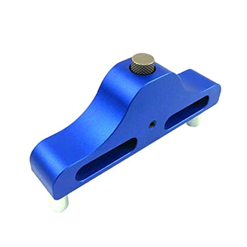 Classicoco gereedschap, meetinstrument voor hout, merk-Center Scriber Line Finder Tool aluminiumlegering duurzaam