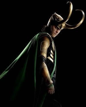 THE AVENGERS - LOKI – Imported Movie Wall Poster Print – 30CM X 43CM MARVEL Brand New
