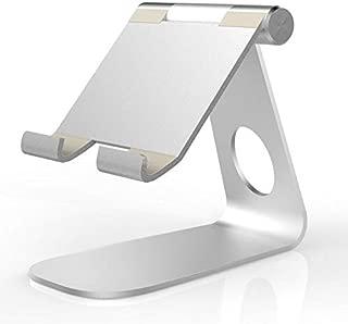 ACHICOO Support pour Ordinateur Portable Support Universel Amovible en Alliage daluminium pour Ordinateur Portable Argent