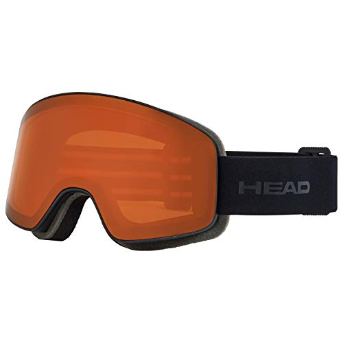HEAD Horizon TVT + Pola Skibrille (orange)