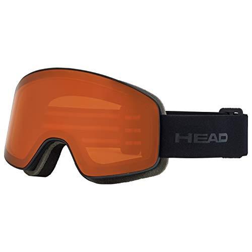 HEAD Horizon TVT + Pola Skibrille (orange)