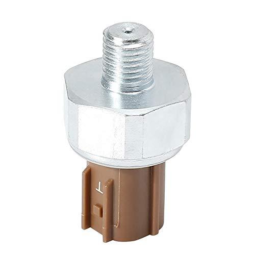 X AUTOHAUX Coche Motor Indicador Presión Aceite Sensor Interruptor Recambio 37240-R70-A03