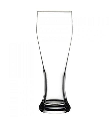 Pasabahce 42756 665 CC Vaso de Cerveza de Trigo con Roble 0, 5L, 6 pcs
