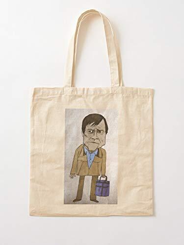 Art Drawing Tote Roy Street Cropper Coronation Bag | 100% natürliche Baumwolle, perfekt zum Einkaufen, Laptop, Schulbücher