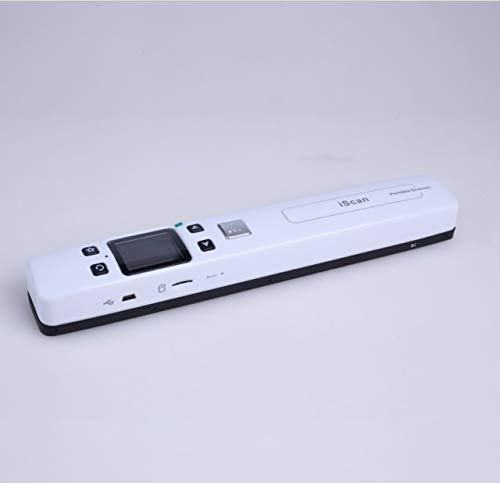 Purchase Calvas Wifi 1050DPI High Speed Portable Wand Document & Images Scanner A4 Size JPG/PDF Form...