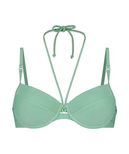 HUNKEMÖLLER Vorgeformtes Bügel-Bikini-Oberteil Sienna grün 95D