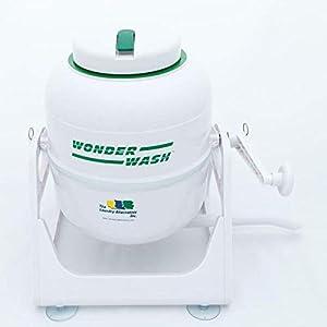The Laundry Alternative Wonderwash Non-electric Portable Compact Mini Washing Machine