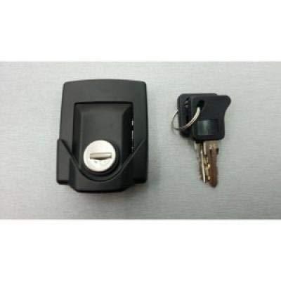 PUIG - 7548N/72 : Recambio cerradura y llave cofre baul MAXI/BIG BOX
