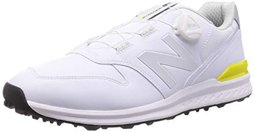 [ニューバランス] ゴルフシューズ UGBS996 W(WHITE) 26.5 cm D