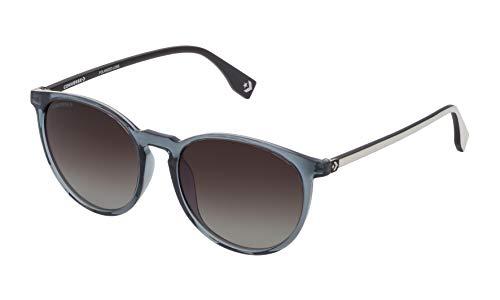 Converse SCO141539ABP Gafas, SHINY WATER GREEN, 53/18/145 Unisex Adulto