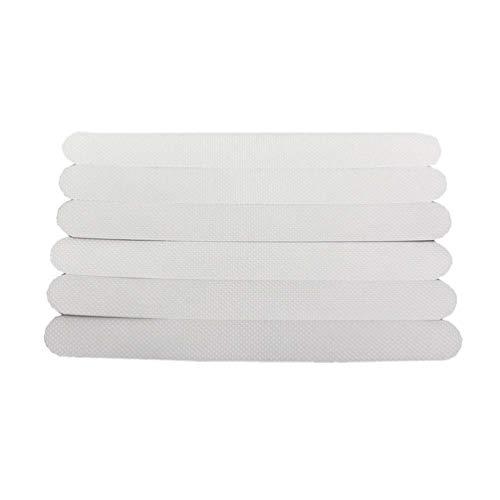 PCTC Rutschfeste Duschaufkleber für die Badewanne, rutschfest, für Badezimmer, Badewanne, Duschboden, Anti-Rutsch-Streifen