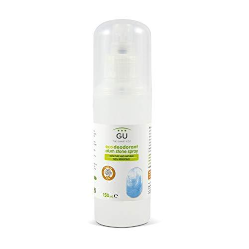Desodorante ecológico piedra alumbre spray - 100% NATURAL - 150 ml