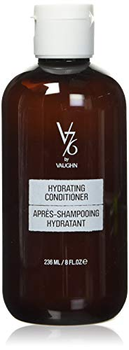 V76 by Vaughn HYDRATING CONDITIONER Moisture Rich Men's Formula for Dry Hair & Scalp, 8 Fl Oz