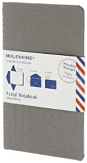 Moleskine Postal Notebook Pocket Havana (Moleskine Messages) by Moleskine (2012-03-21)
