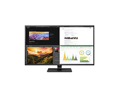 LG Electronics UHD 43UN700 42.5 inch 4K UHD IPS Monitor, Black, 43UN700-B.AEK