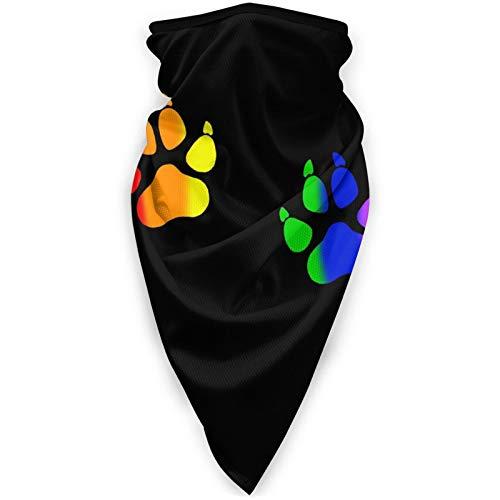 Heart Unisex Outdoor Winddicht und Staubdicht Hals Wärme Sport Face Shield Magic Kopftuch Sturmhaube Gr. One size, Gay Furry Pride