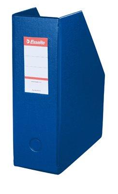 Hamelin 48716 Boîte Classement PVC Fast Pan Coupé 230 x 240mm Plastique Bleu