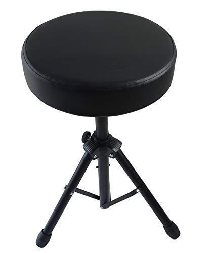 Feibrand Taburete para batería con asiento acolchado 🔥
