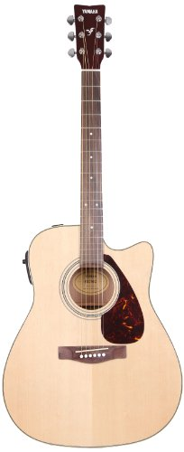 Yamaha FX370C Full Size Electro-Acoustic Guitar - Natural