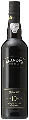 Blandys Malmsey 10 years old Madeira 19% 50cl