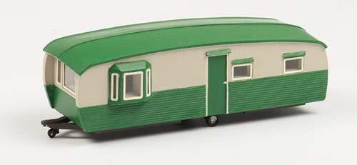Bachmann 44-0032 Scenecraft 28' Static Caravan (Pre-Built)