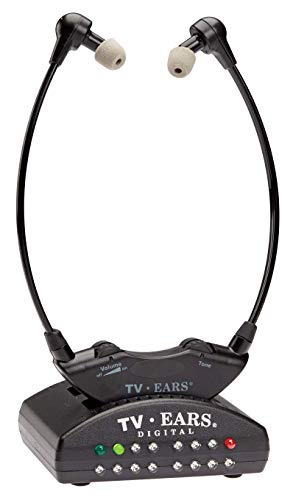 TV Ears Digital Wireless Headset System (11741)