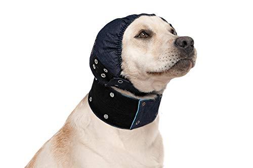 Medical Pet Shirt MPS Head Cover - L
