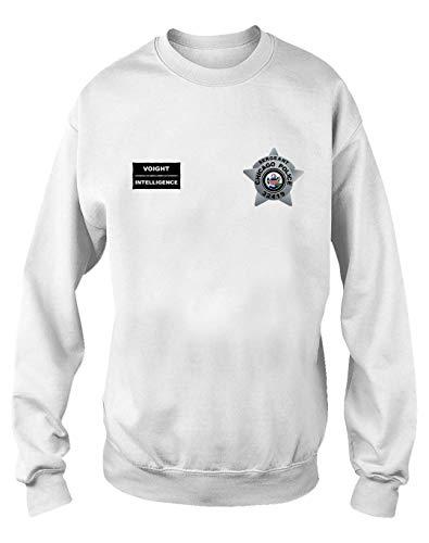 Chicago Pd Sergeant Hank Voight Intelligence Badge Vestt Grey T-Shirt, Short Sleeves, Tank Top, Long Sleeve, Hoodie for Men Women Full Size