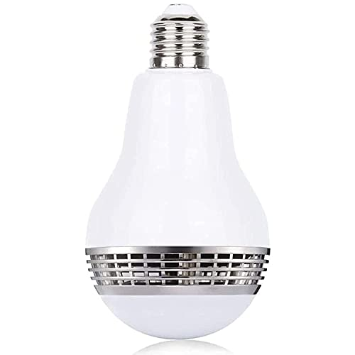 LED Smart Light Bulb with Bluetooth Speaker and APP Control RGB Multi Color Changing Dimmable Timer Dimmable Remote Control Music Lamp