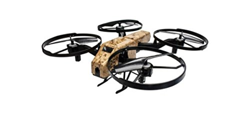 Dragonfly Aerial Quad-copter Drone HD WiFi Video Camera