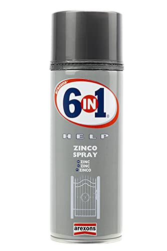 AREXONS RXS056 Spray Zinc 6 EN 1-400ml