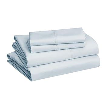 amazon basics sheets king