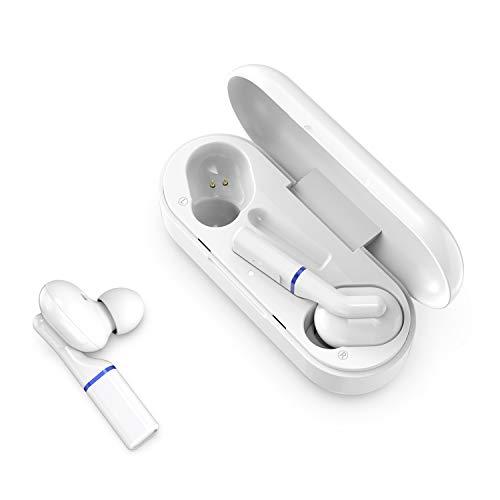 Muzili Bluetooth Kopfhörer in Ear (Weiß)