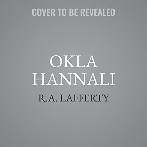 Couverture de Okla Hannali