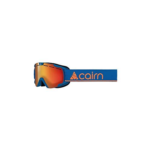 Cairn skibril Scoop J Mat Blue