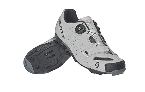 Scott MTB Comp Boa Damen Fahrrad Schuhe Reflective grau/schwarz 2021: Größe: 39