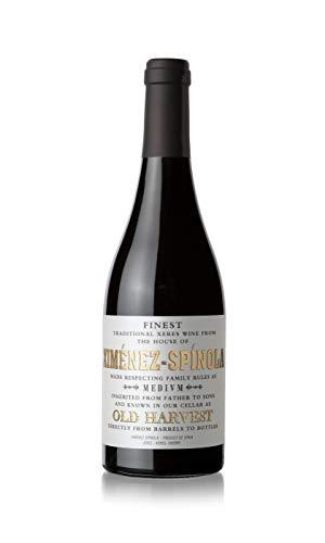 Vino de Jerez de crianza oxidativa. Ximénez-Spínola (Old Harvest)