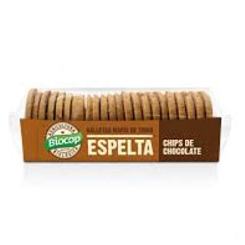 Biocop Galletas Biocop Maria de Trigo de Espelta con Chips de Chocolate - 200 gr