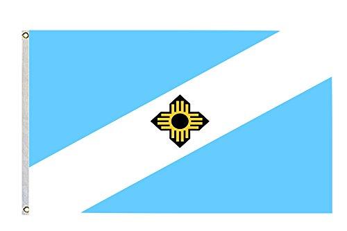 Madison Wisconsin Large Flying Flag Size 3x5 Feet